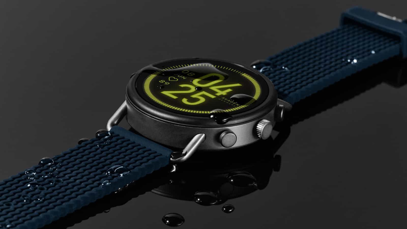 SKAGEN Falster 3 Wear OS Watch 1