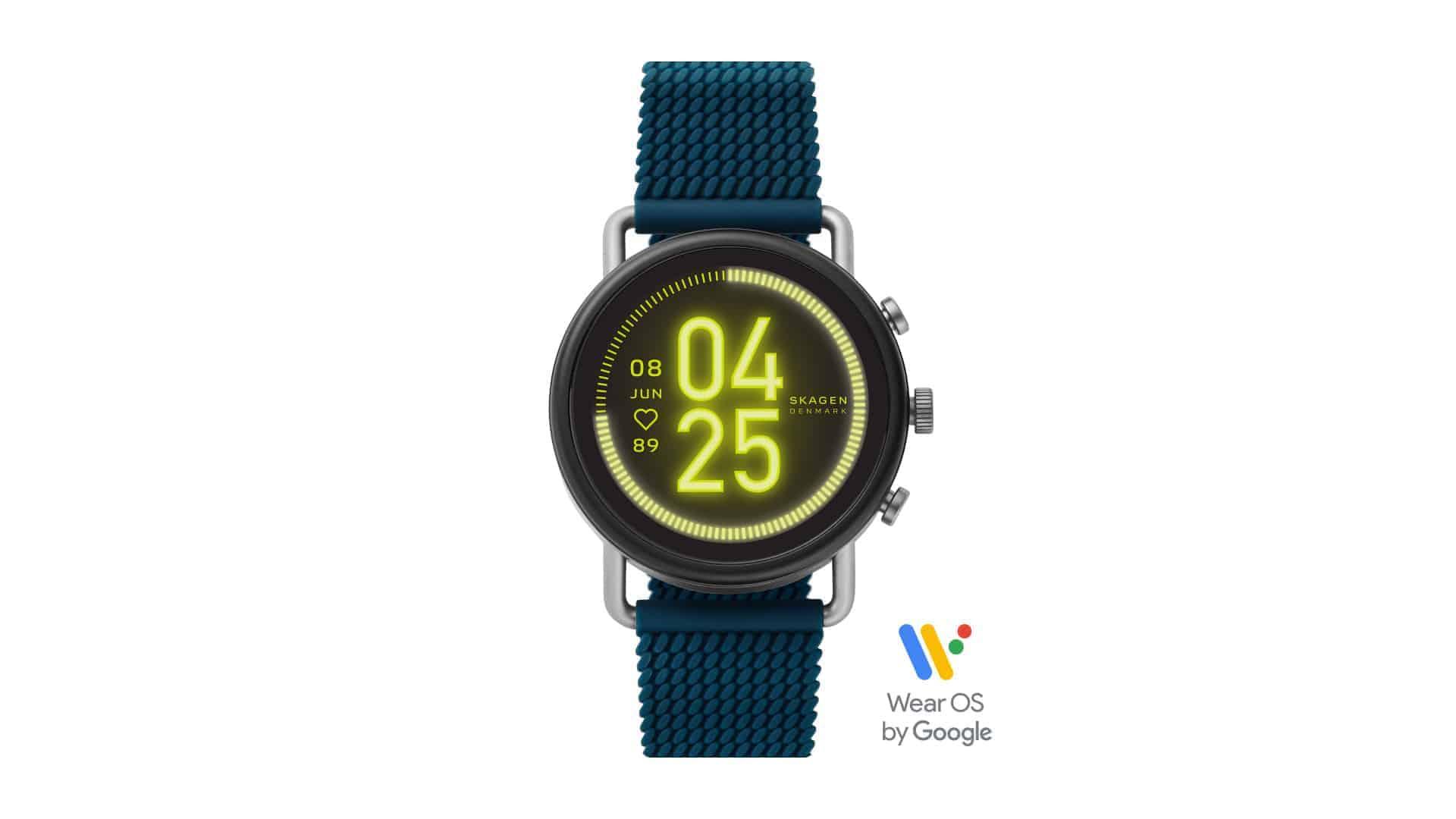 SKAGEN Falster 3 Wear OS Watch 13
