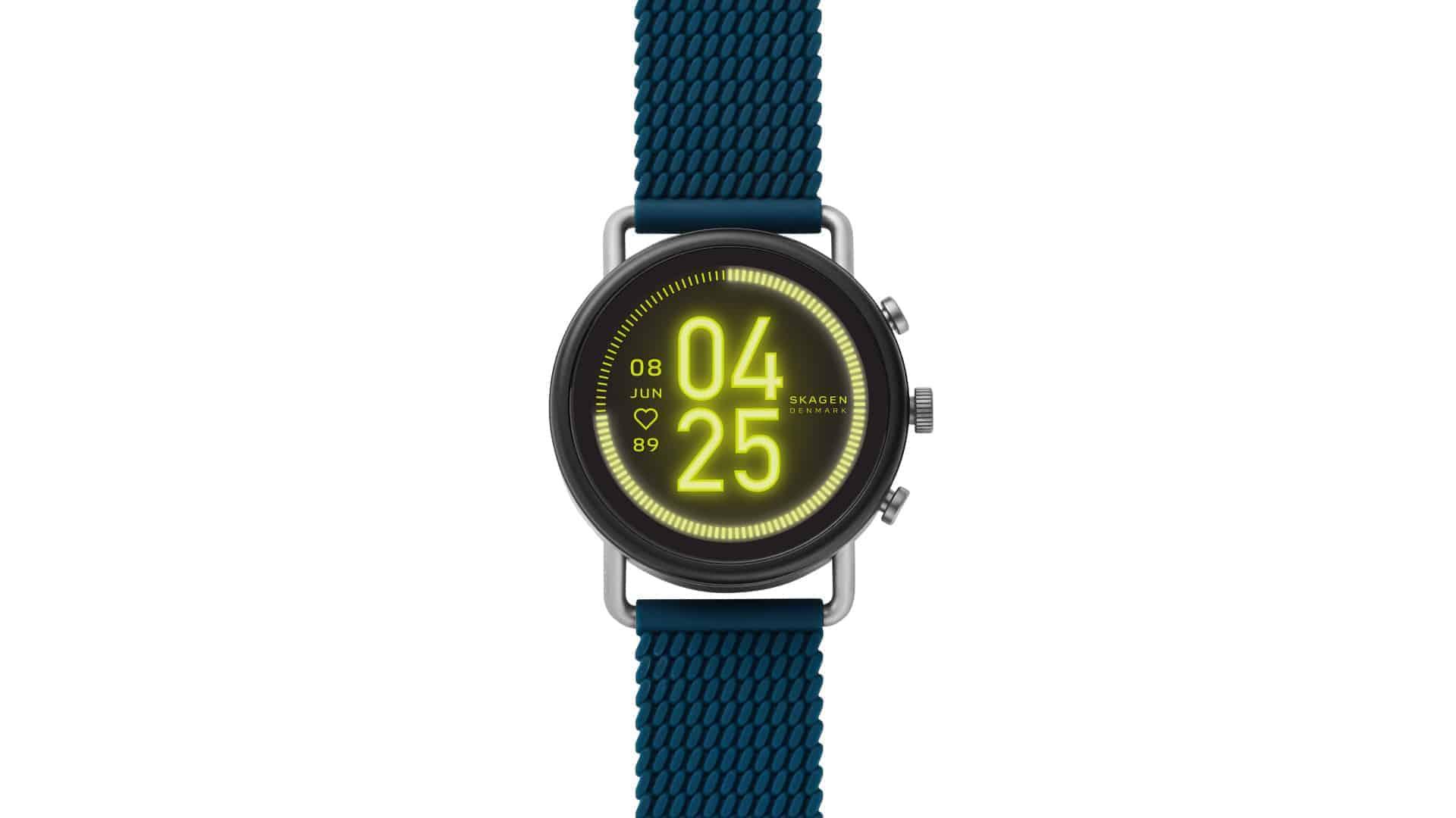 SKAGEN Falster 3 Wear OS Watch 14