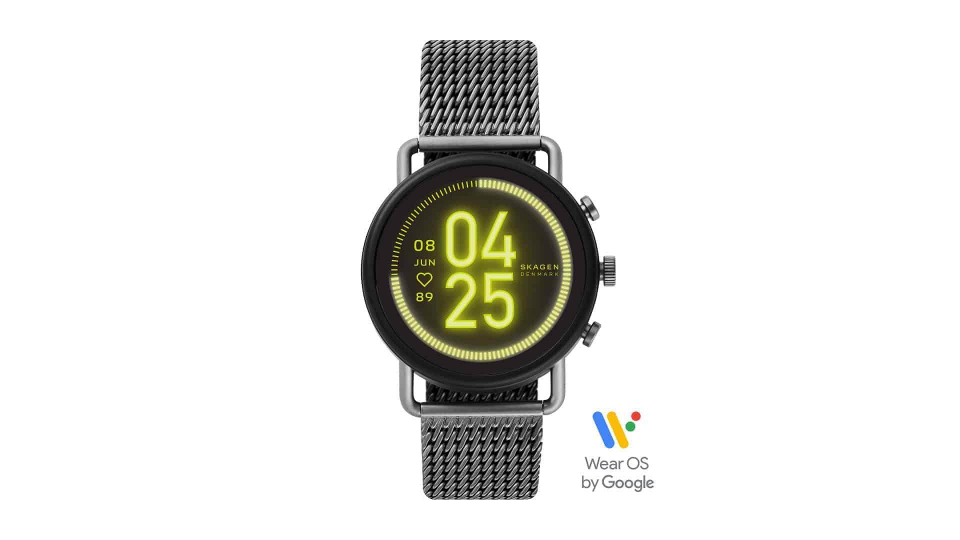 SKAGEN Falster 3 Wear OS Watch 3