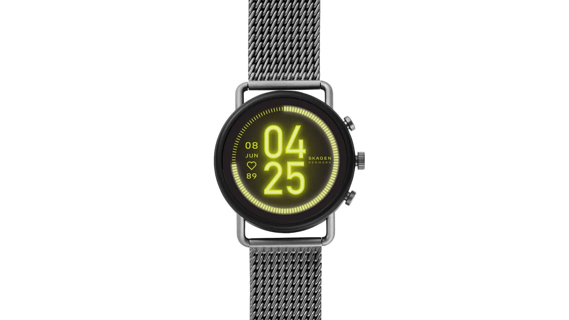 SKAGEN Falster 3 Wear OS Watch 4