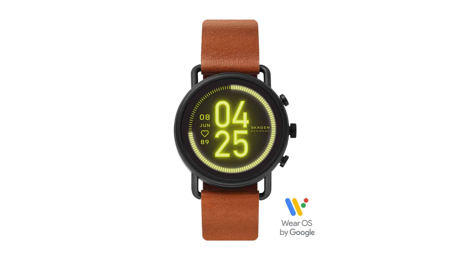 SKAGEN Falster 3 Wear OS Watch 8