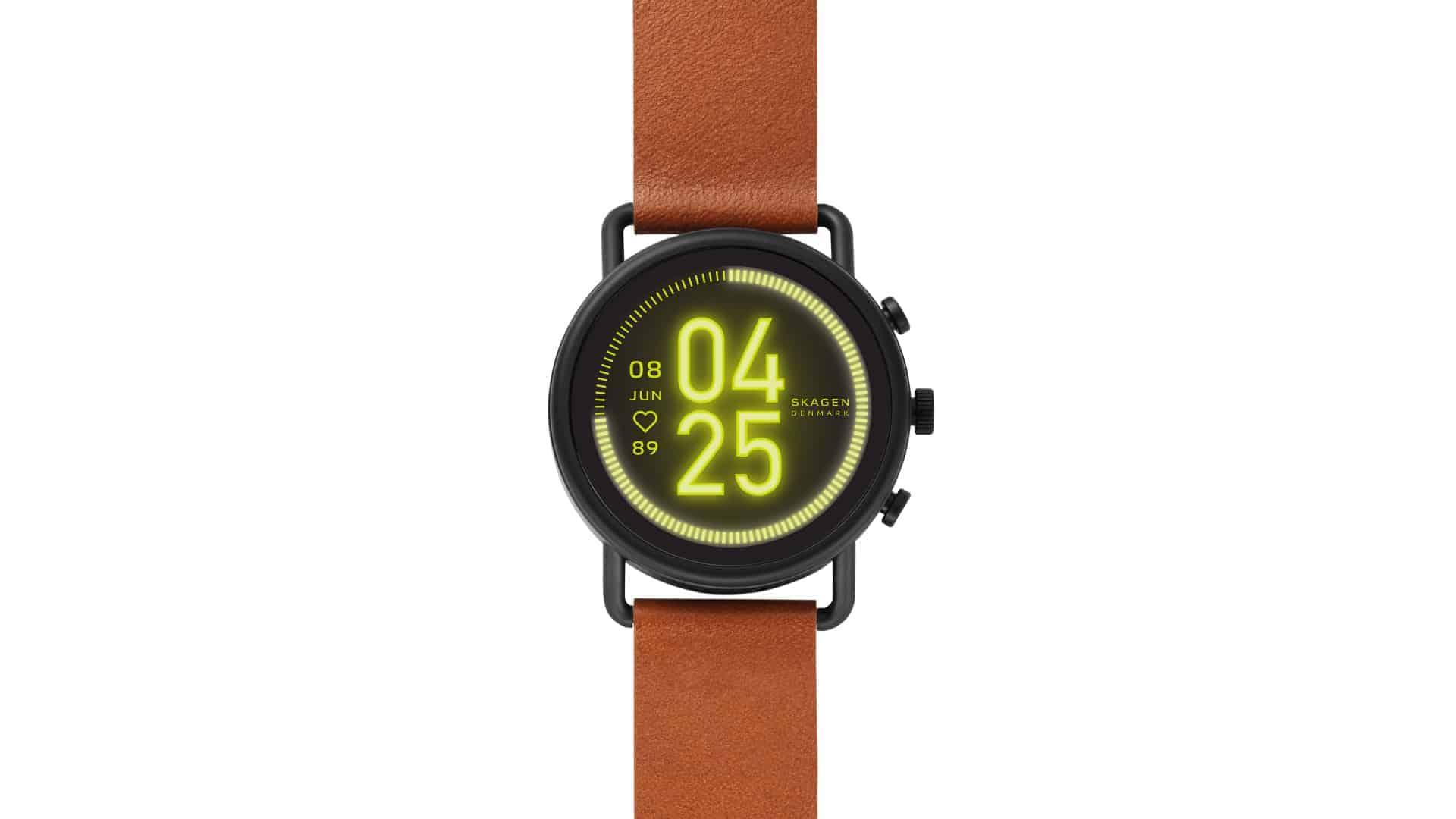 SKAGEN Falster 3 Wear OS Watch 9