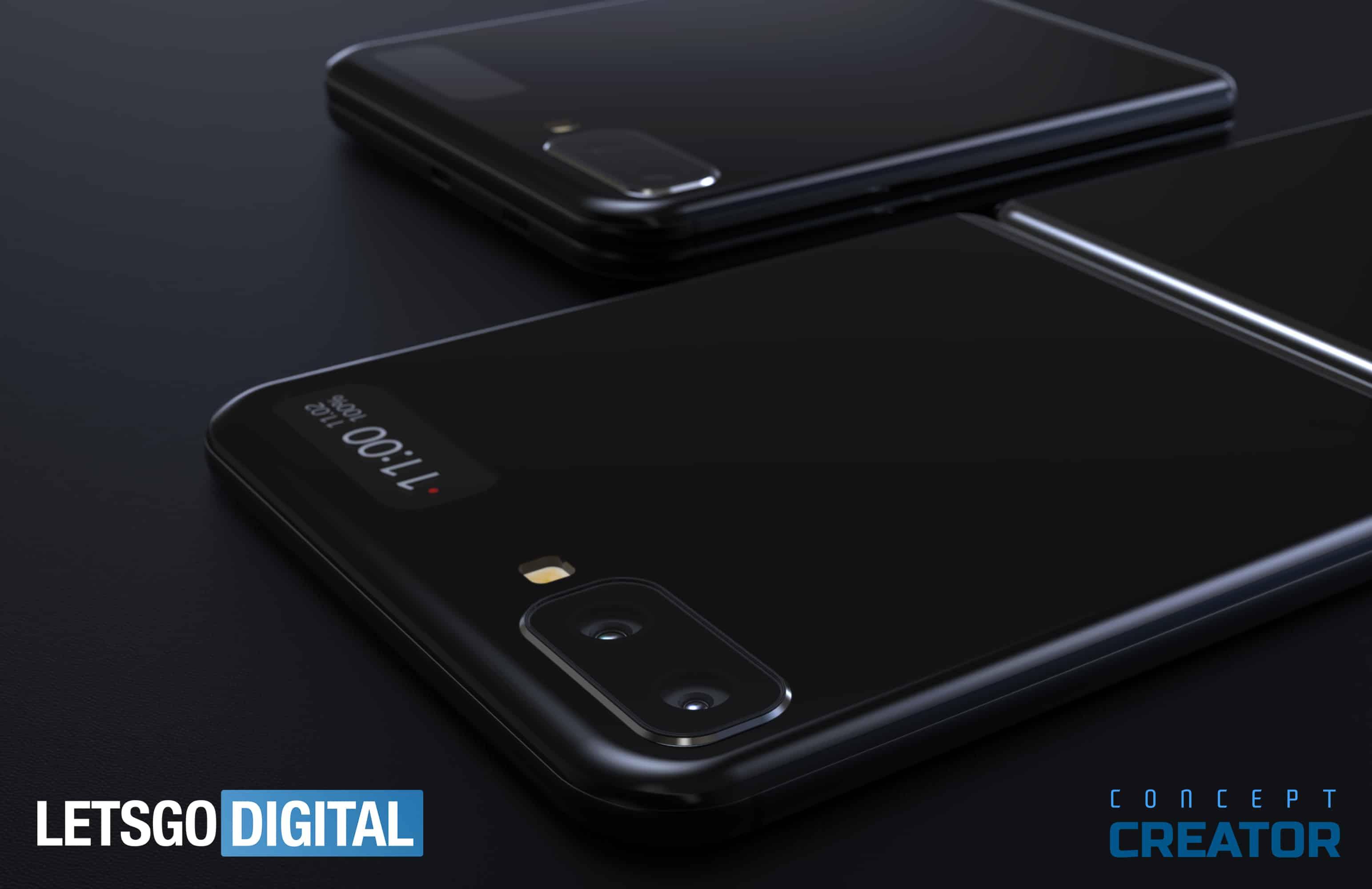 Samsung Galaxy Fold 2 concept image 2