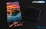 Samsung Galaxy Fold 2 concept image 3