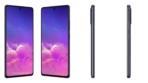 Samsung Galaxy S10 Lite render leak Prism Black 1
