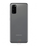Samsung Galaxy S20 Cosmic Gray marketing image leak 2