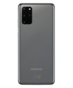 Samsung Galaxy S20 Plus Cosmic Gray marketing image leak 3