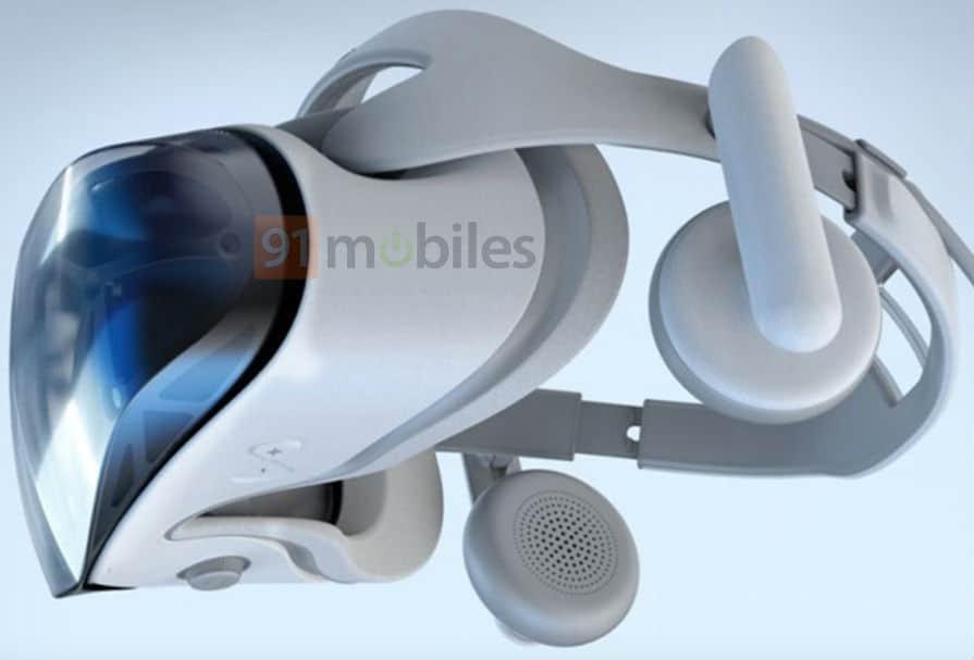 Samsung Odyssey 2 patent render 1