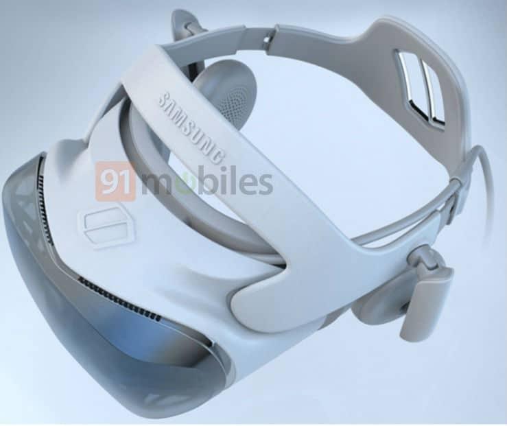 Samsung Odyssey 2 patent render 2