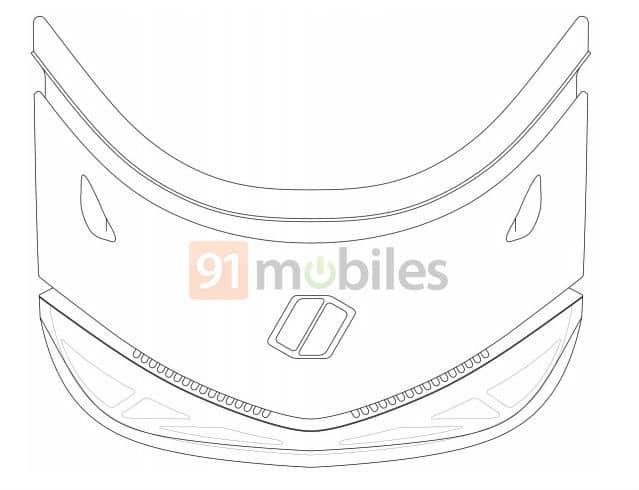 Samsung VR patent 2