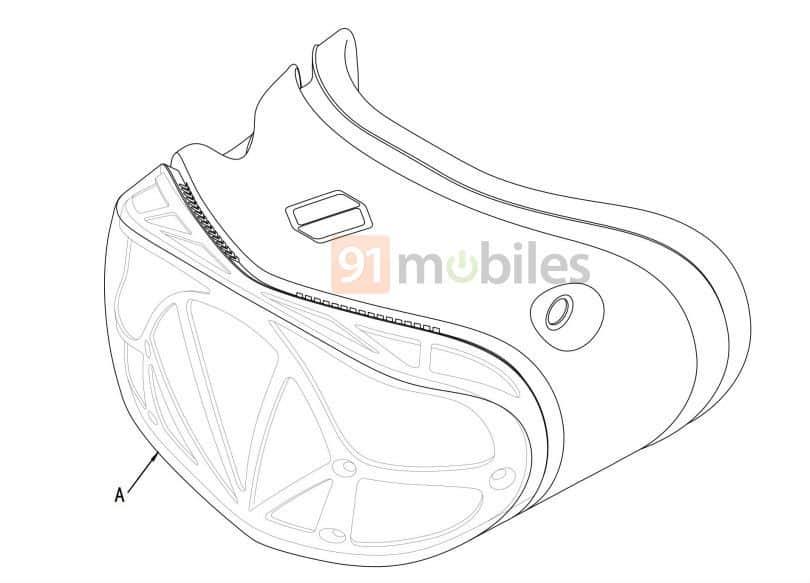 Samsung VR patent 3