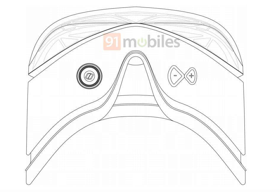 Samsung VR patent 5