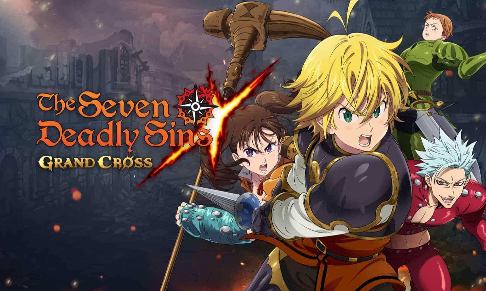 The Seven Deadly Sins Grand Cross Reaches 3 Million Global Downloads