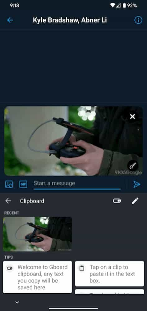 gboard clipboard manager images 4 9to5Google