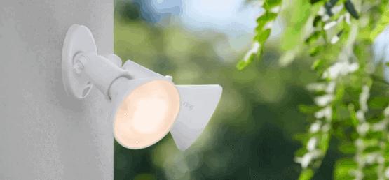 ring solar floodlight