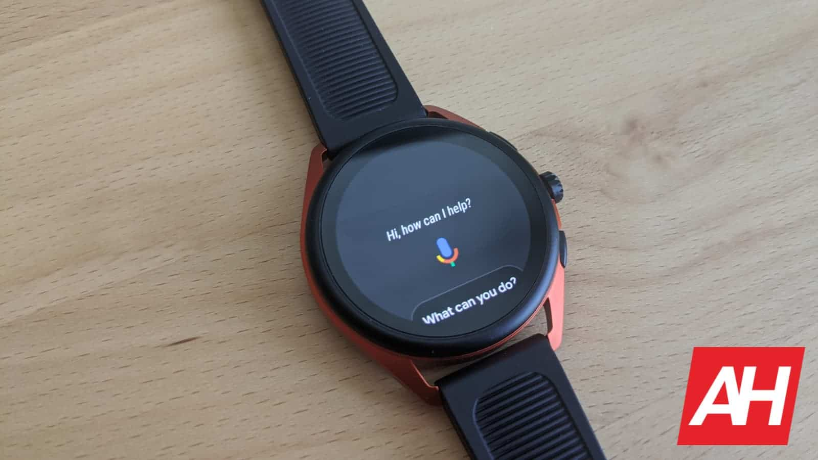 Emporio Armani Smartwatch 3 Review 5