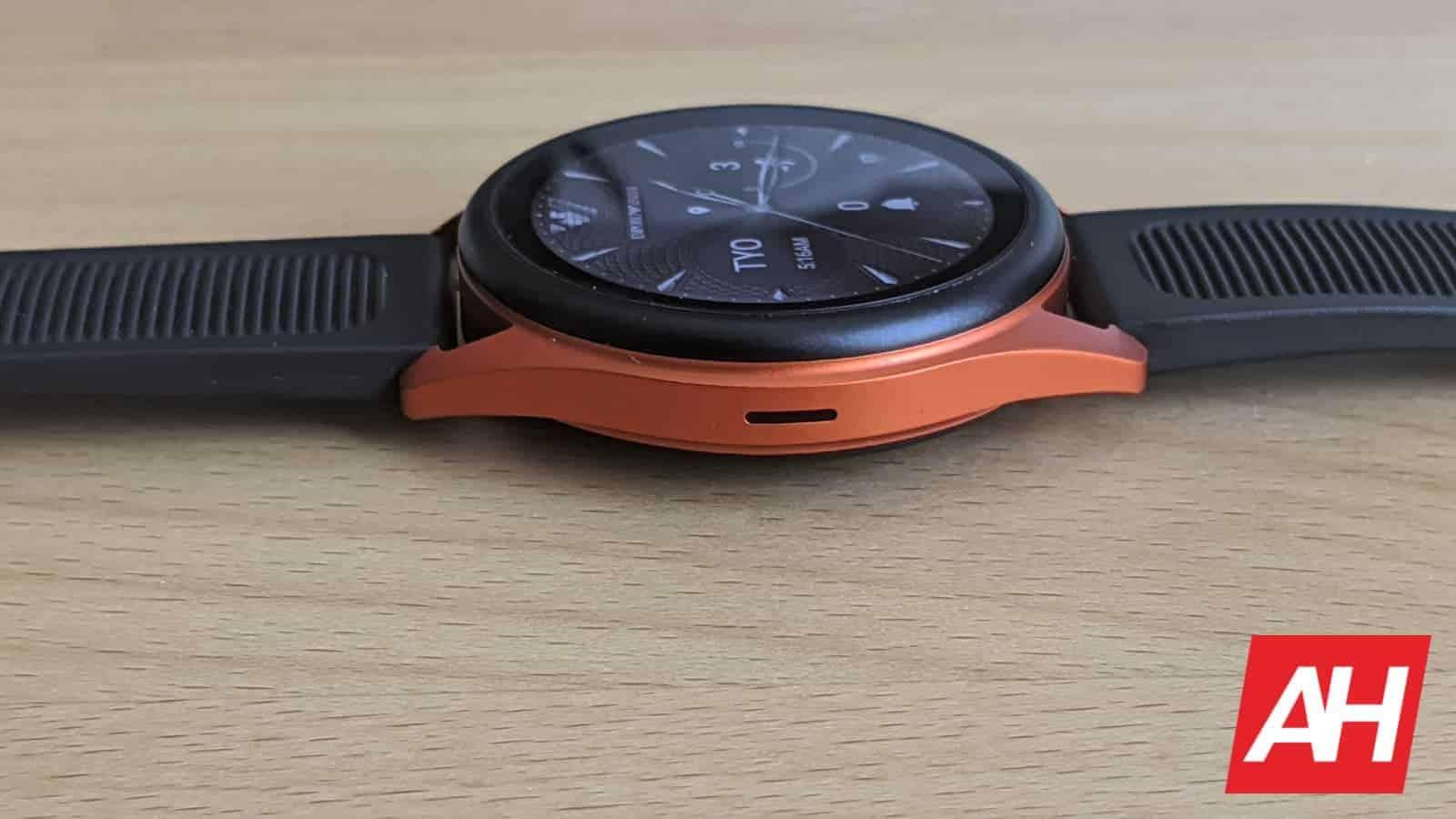 Emporio Armani Smartwatch 3 Review 7