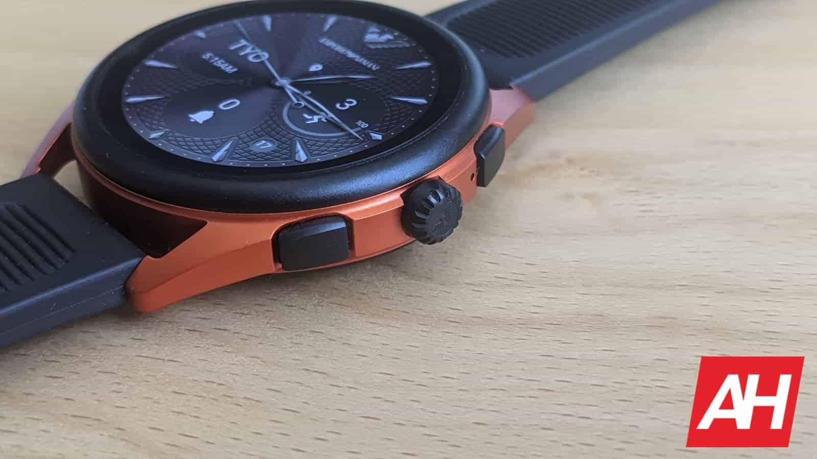 Emporio Armani Smartwatch 3 Review 8