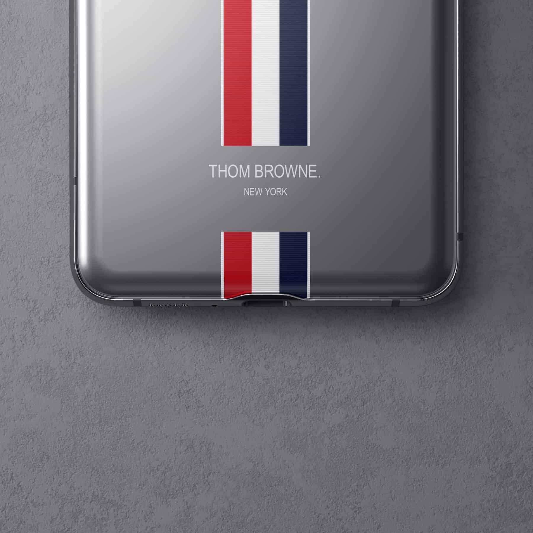 Galaxy Z Flip Thom Browne Edition image 5