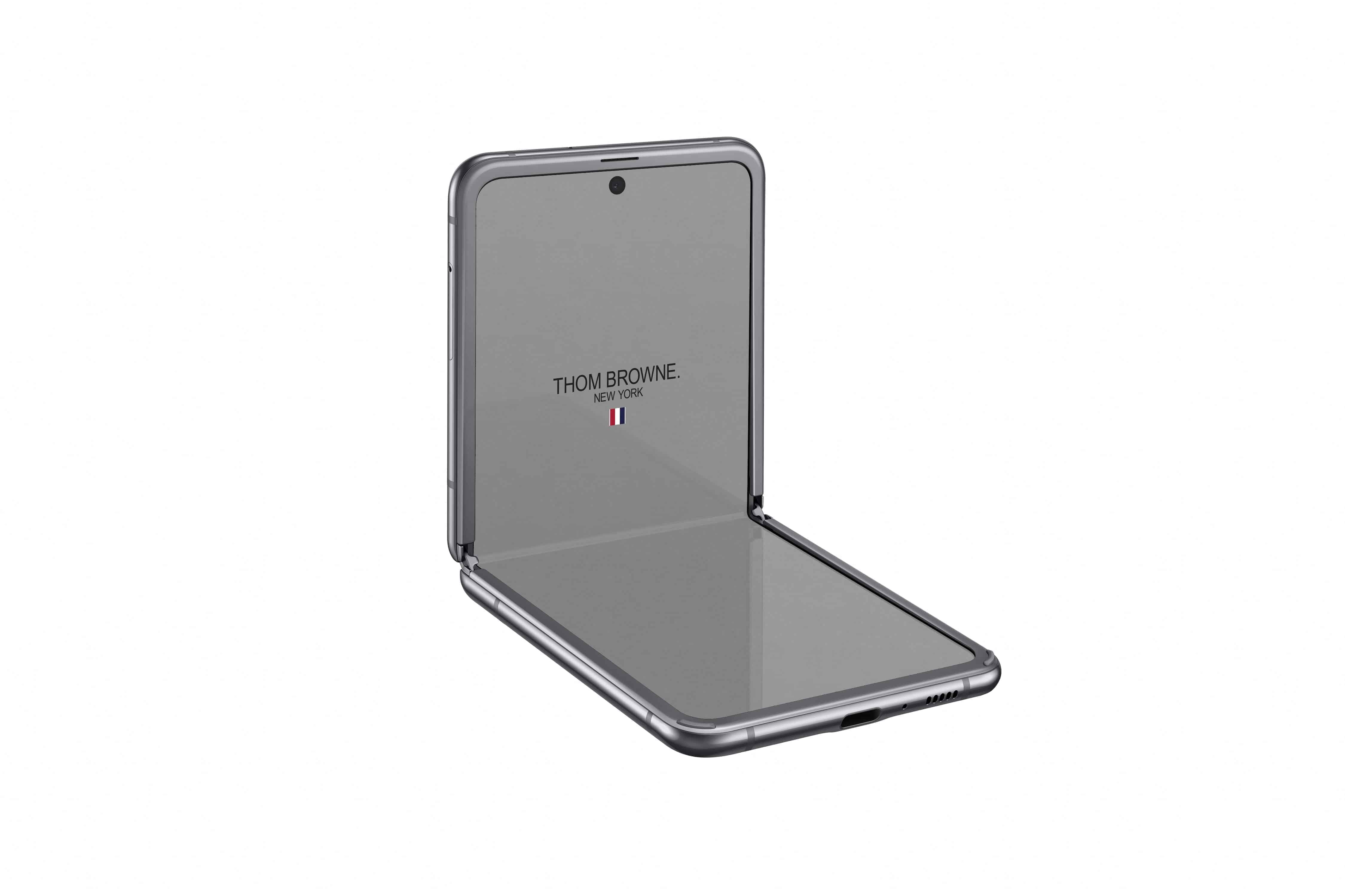 Galaxy Z Flip Thom Browne Edition image 6
