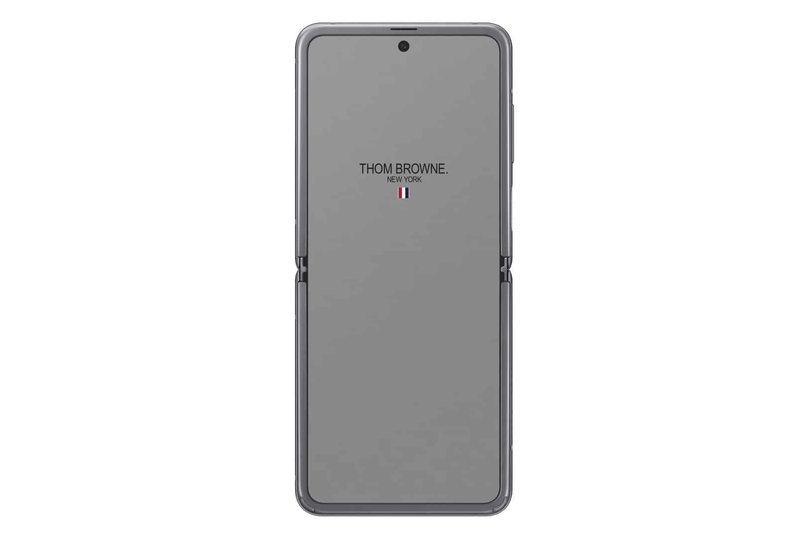 Galaxy Z Flip Thom Browne Edition image 7