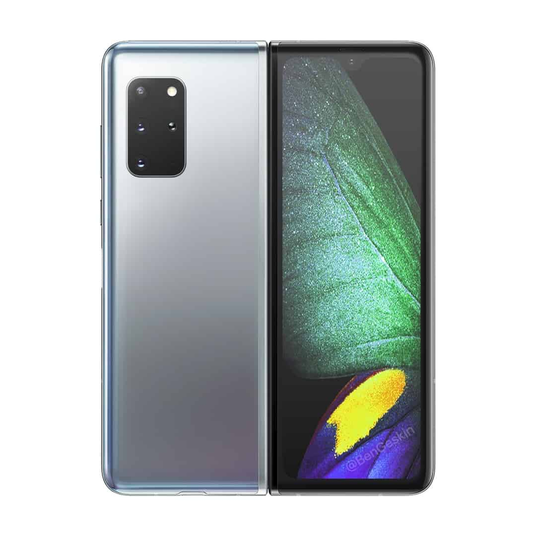 Galaxy Z Fold 2 concept design 1