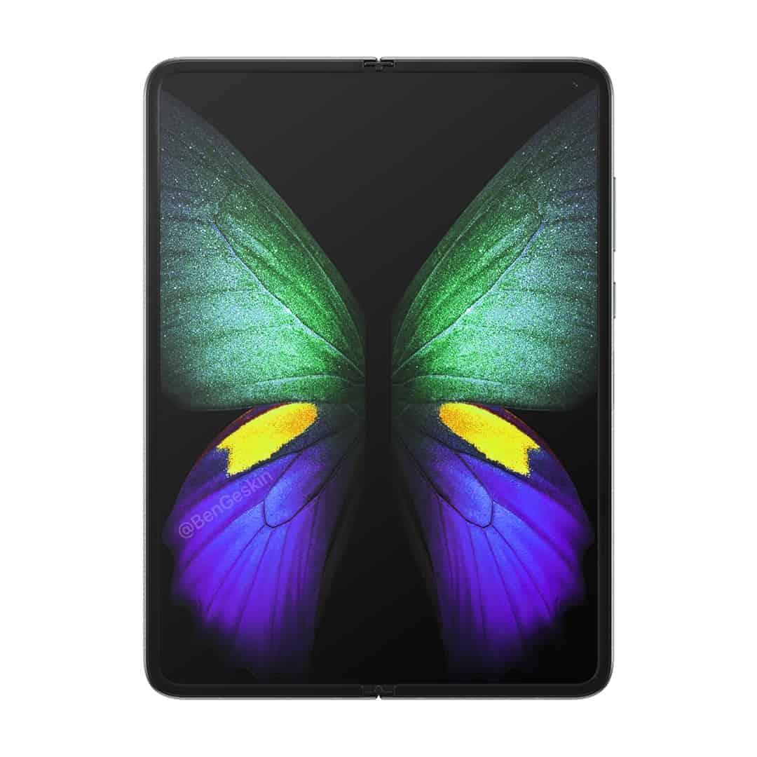 Galaxy Z Fold 2 concept design 2
