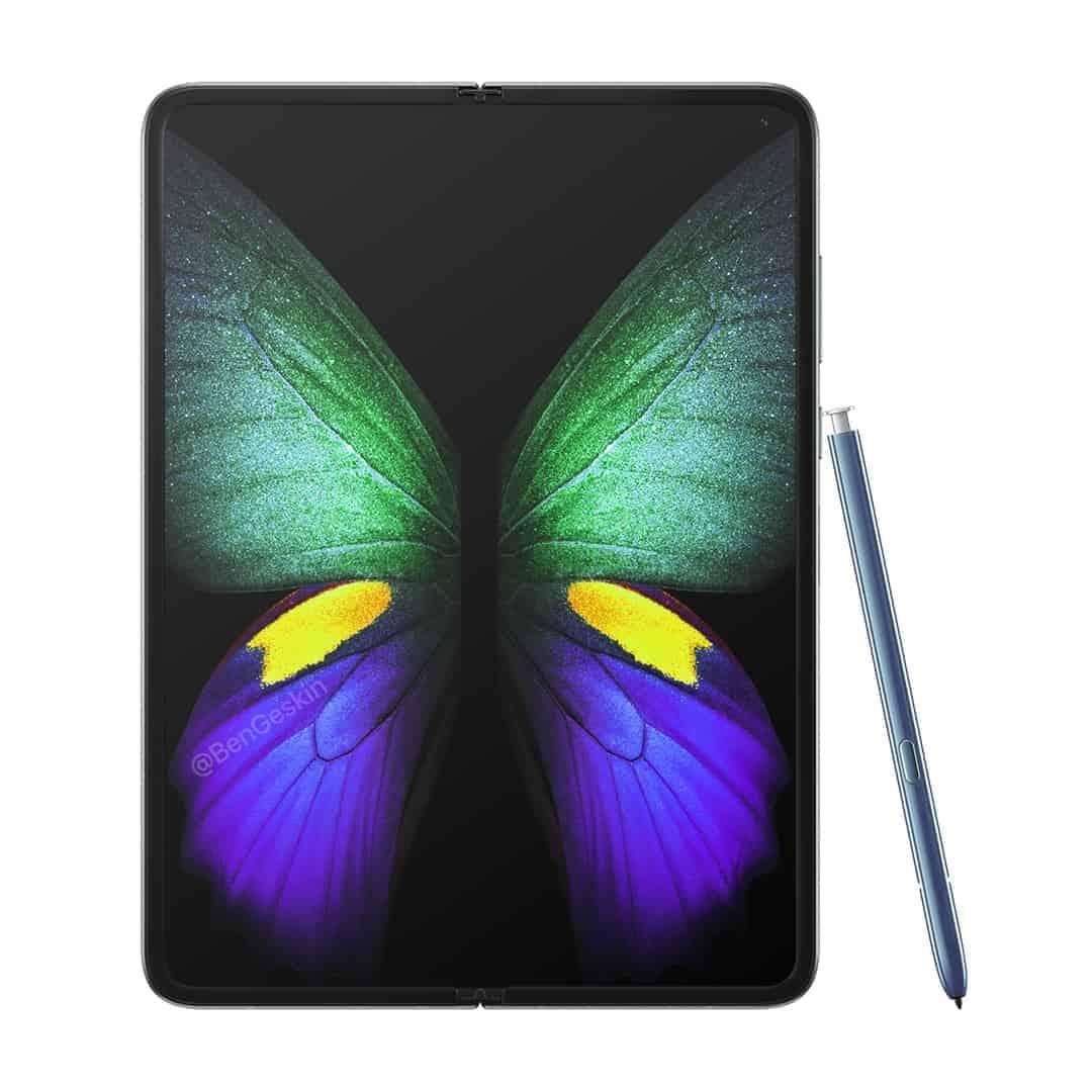 Galaxy Z Fold 2 concept design 4