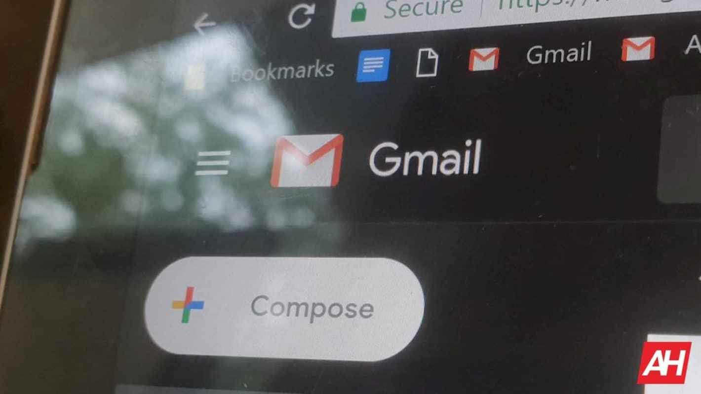 Gmail Web Desktop Browser Chrome May 2018 AH 2020 edit