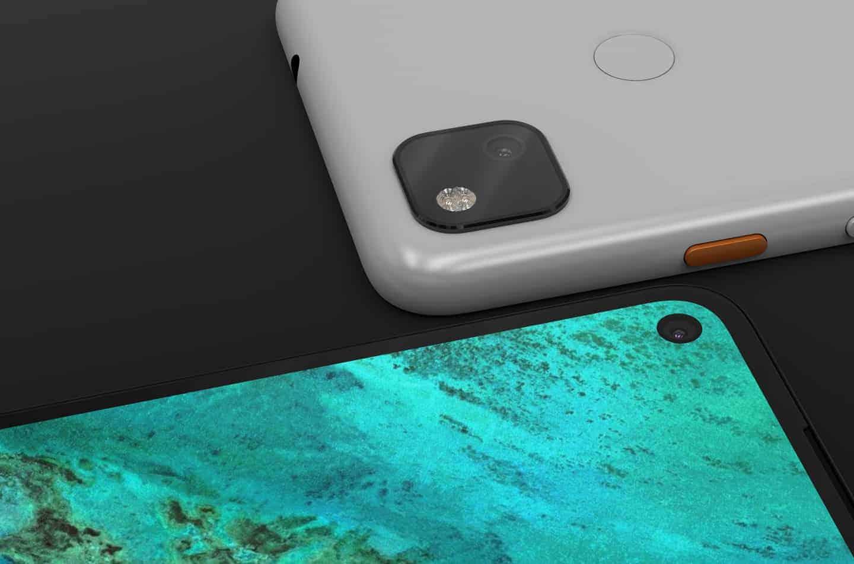 Google Pixel 4a concept image 2