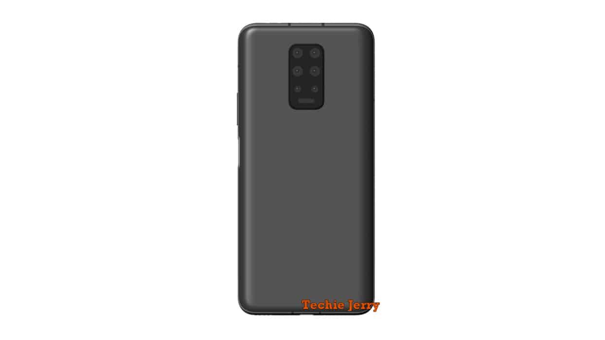 Un nouveau brevet montre le smartphone Huawei avec 8 capteurs de caméra