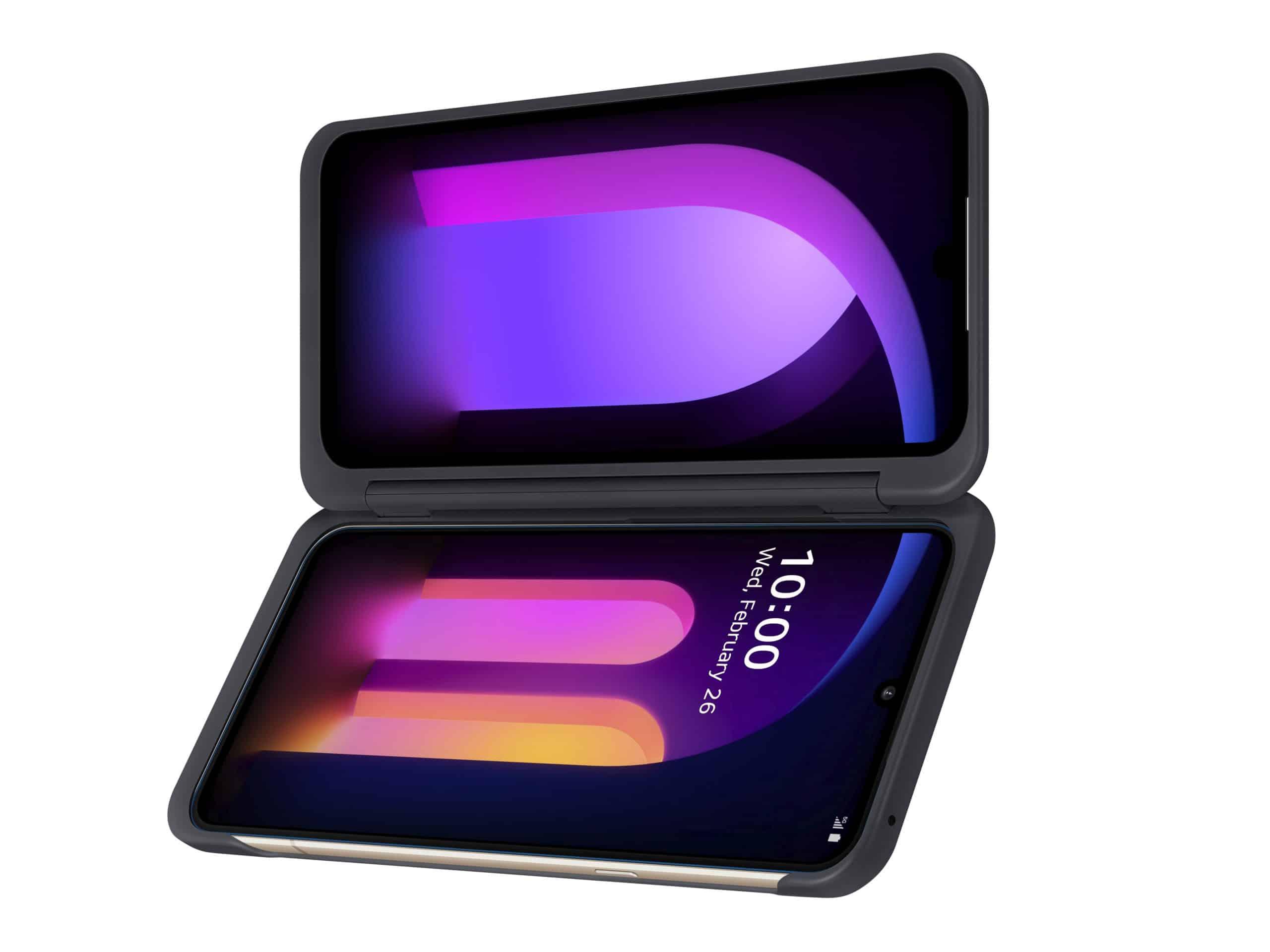 LG Dual Screen3 Black Shot 10