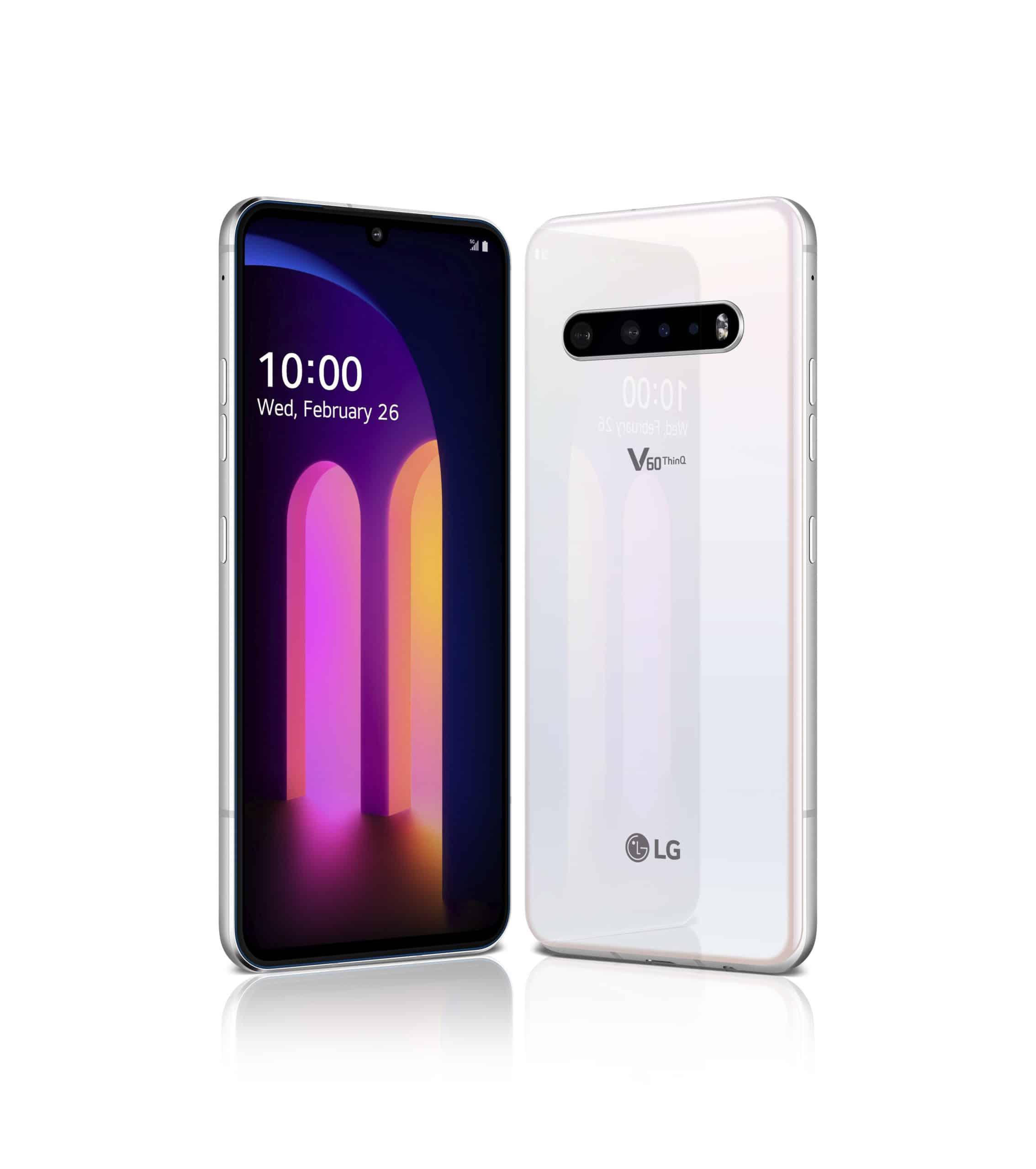 LG V60 White Pair Shot 04