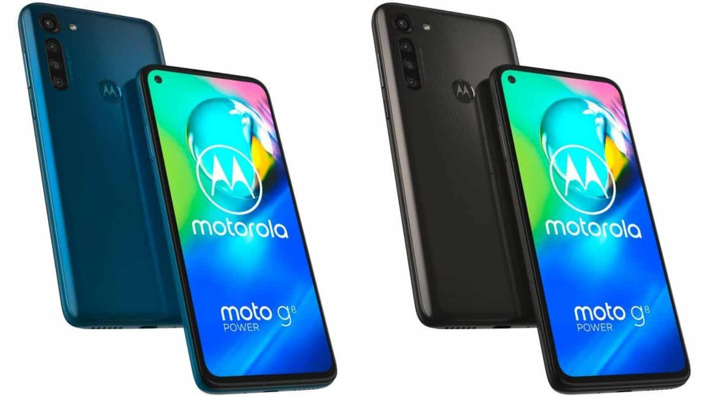 Moto G8 Power Amazon leak featured