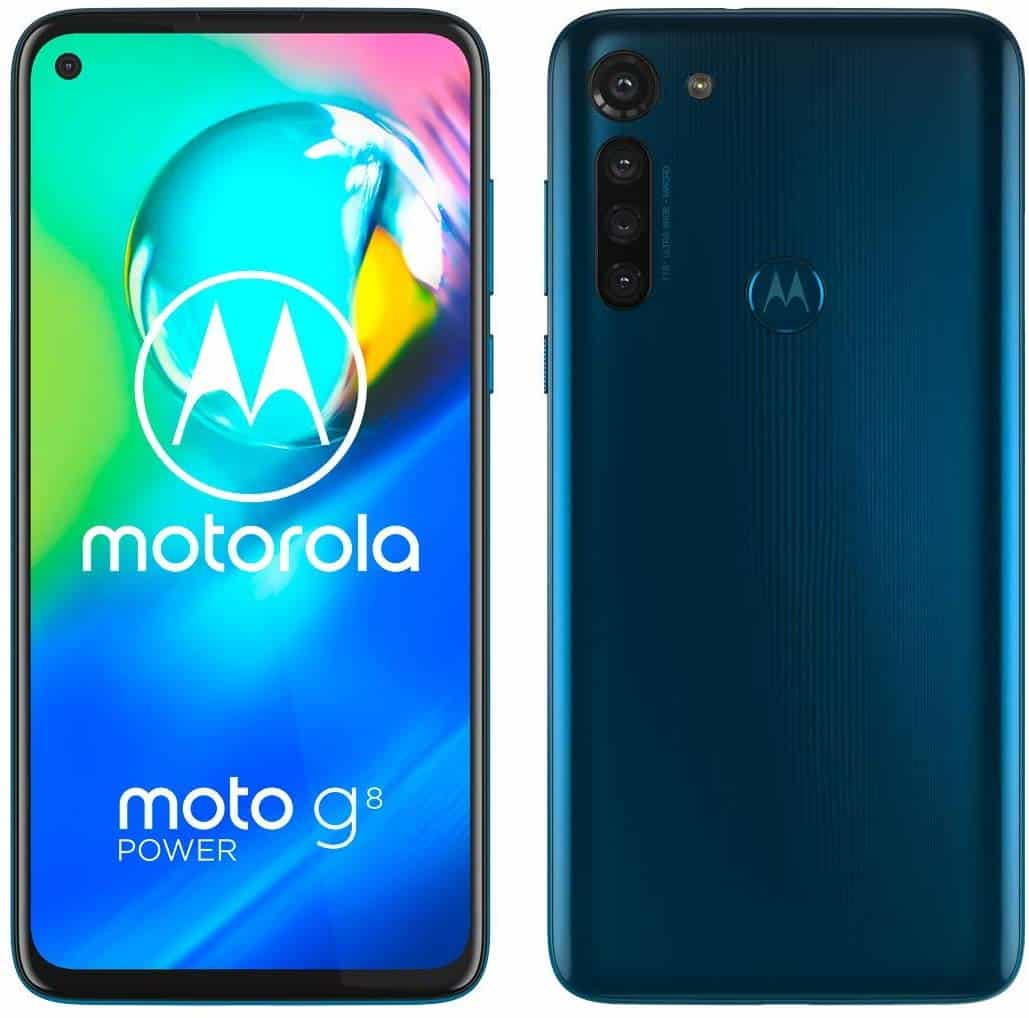 Moto G8 Power render leak Amazon 1