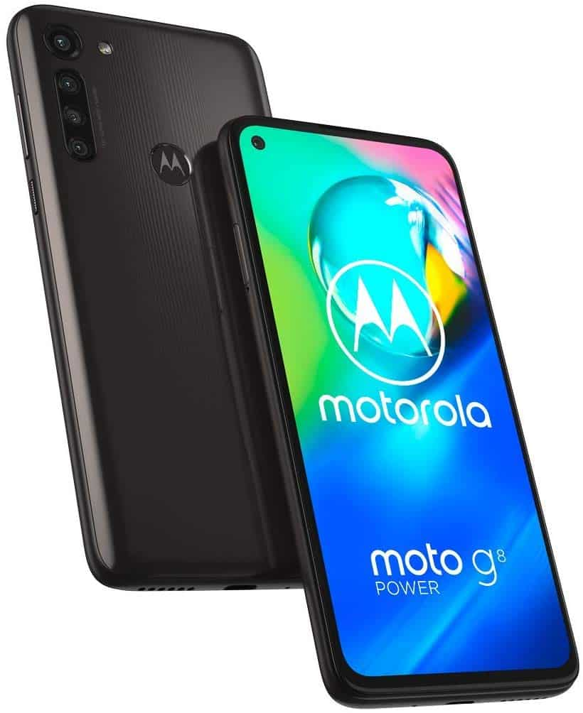 Moto G8 Power render leak Amazon 13