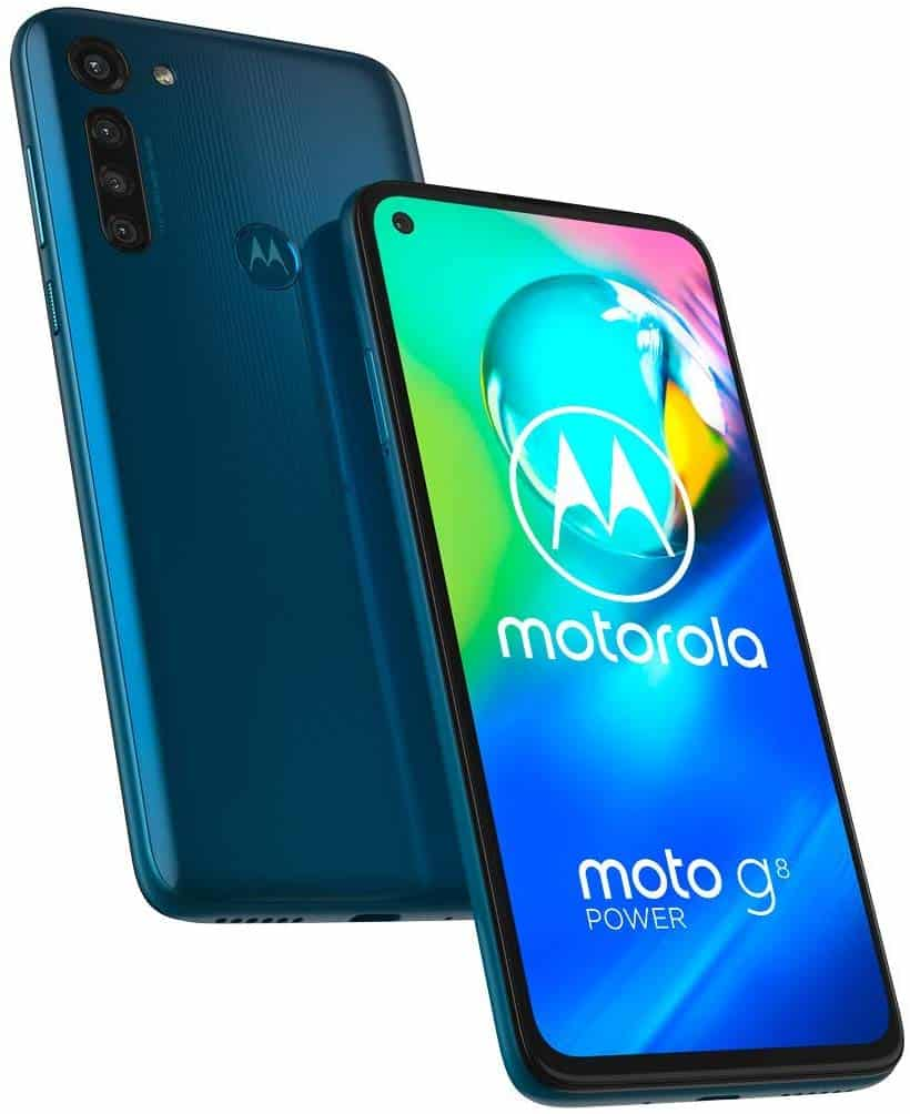 Moto G8 Power render leak Amazon 6