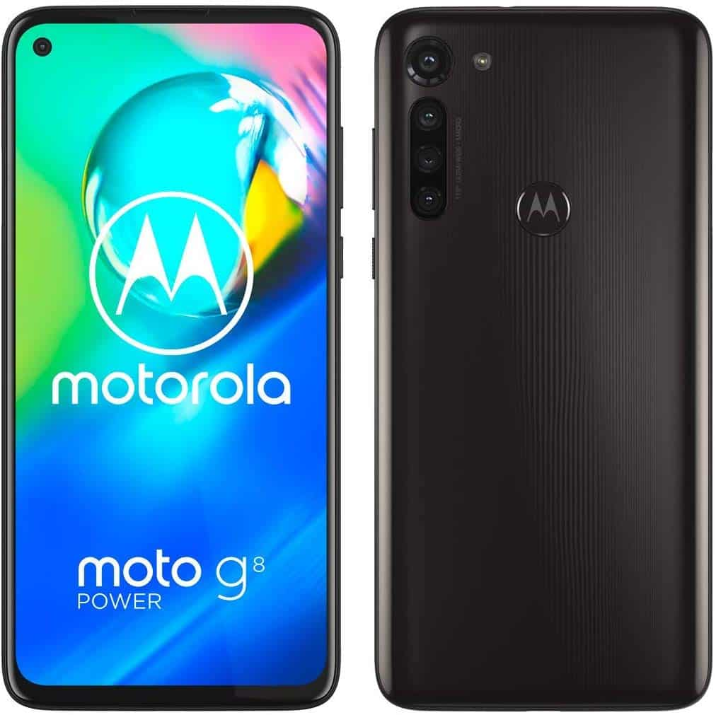 Moto G8 Power render leak Amazon 8