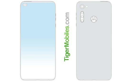 Motorola Patent tentative G8 from Tiger Mobiles