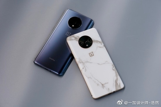 OnePlus 7T Natural Marble
