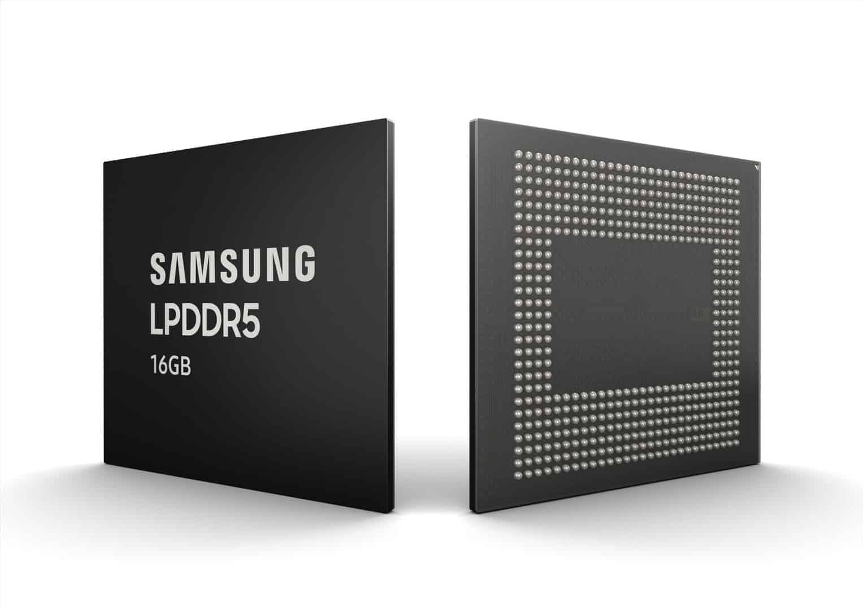Samsung 16GB LPDDR5 RAM image 2