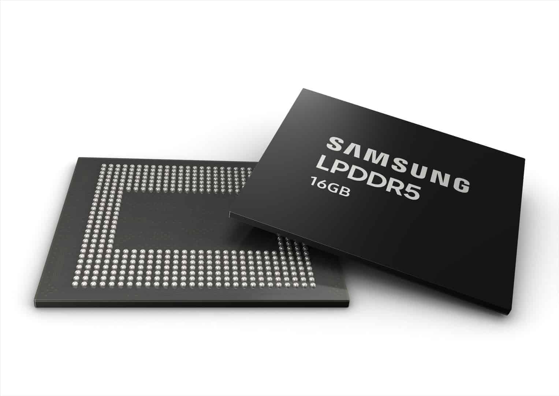 Samsung 16GB LPDDR5 RAM image 4