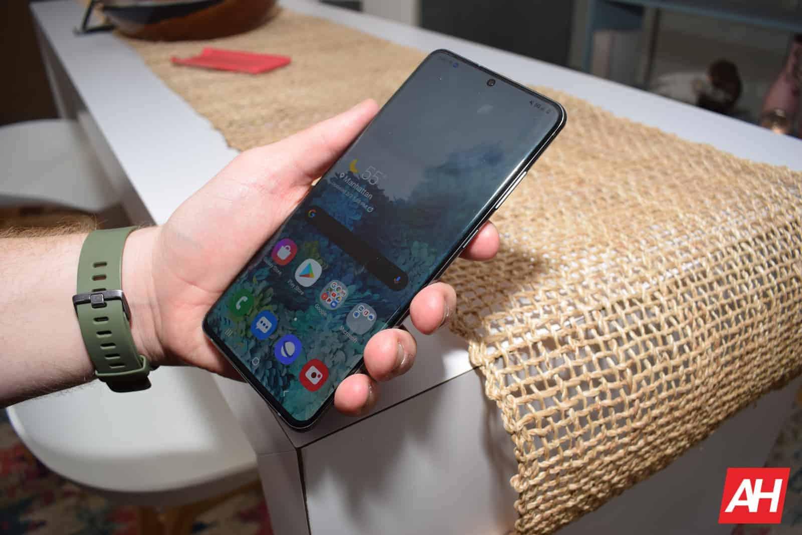 Samsung Galaxy S20 ultra AM AH 4