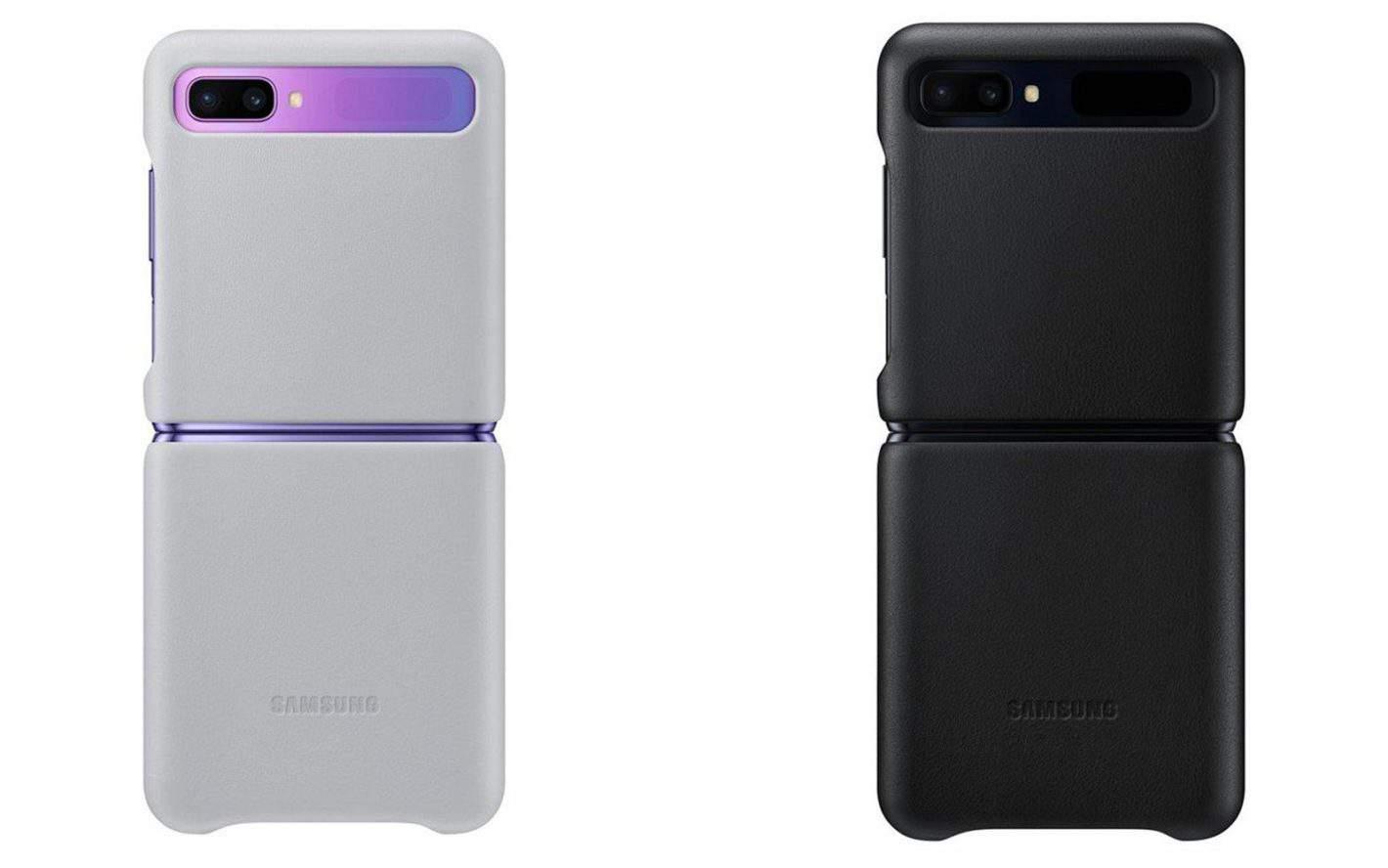 Samsung Galaxy Z Flip Case renders leak Roland Quandt