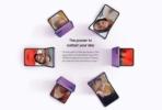 Samsung Galaxy Z Flip marketing image 1