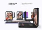 Samsung Galaxy Z Flip marketing image 4