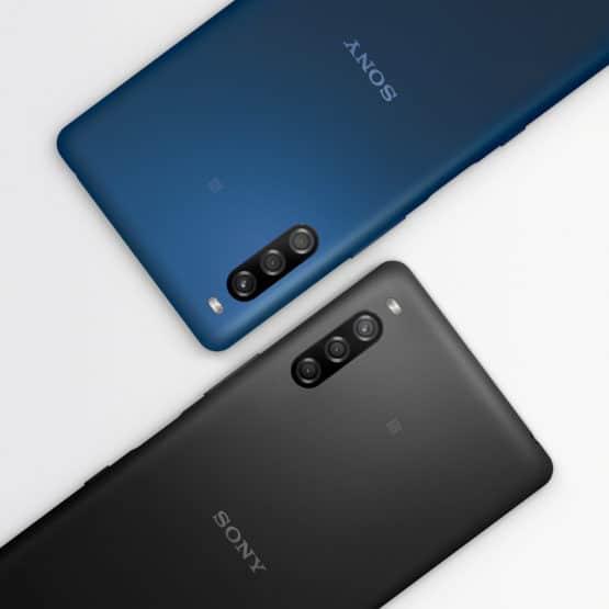 Sony Xperia L4 back