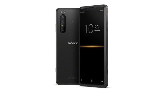 Sony Xperia PRO featured image
