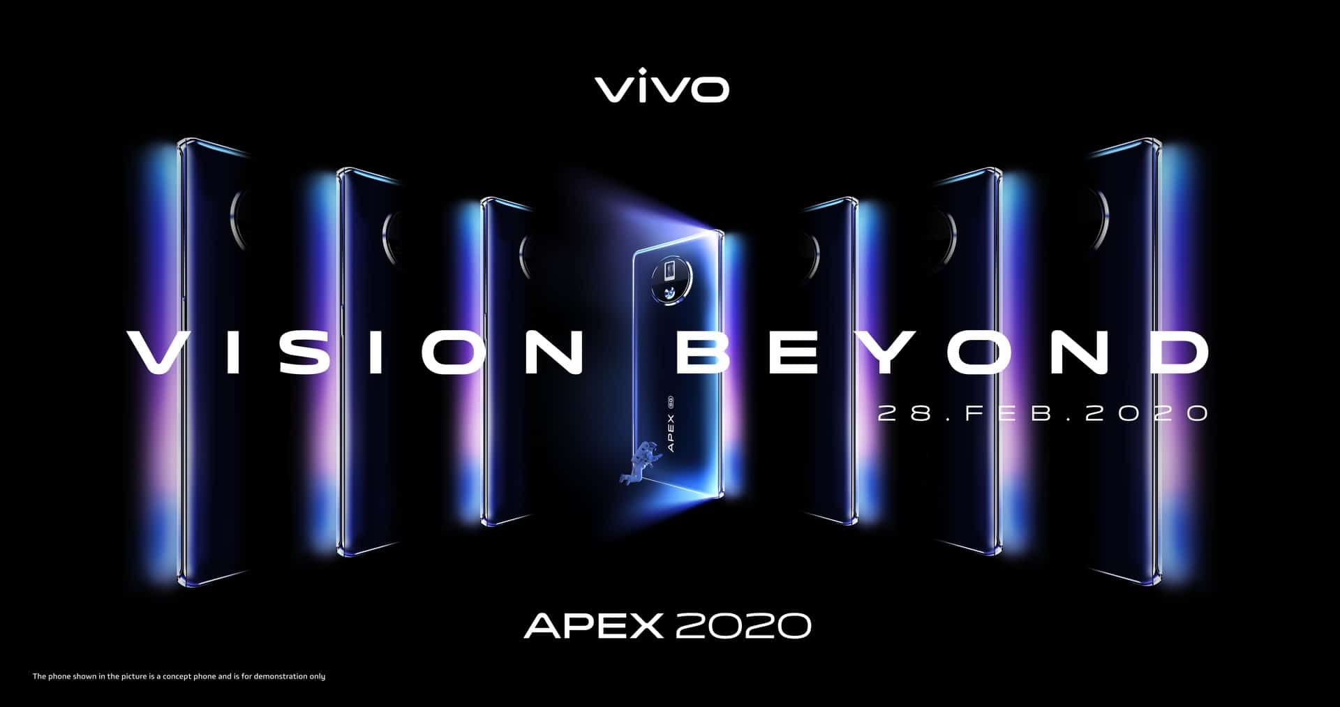 Vivo APEX 2020 image 1